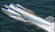 Quicksilver craft artist's impression